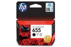 HP 655 CZ109AE čierna (black) originálna cartridge
