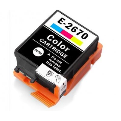 Epson T2670 barevná (color) kompatibilní cartridge