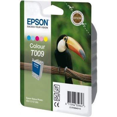 Epson T00940110 farebná (color) originálna cartridge
