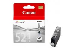 Canon CLI-521GY sivá (grey) originálna cartridge