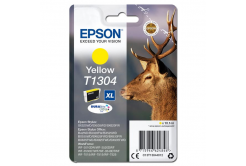 Epson originálna cartridge C13T13044012, T1304, yellow, 765 str., 10,1ml, Epson Stylus Office BX320FW