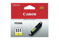 Canon CLI-551Y žltá (yellow) originálna cartridge