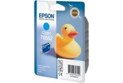 Epson T055240 azúrová (cyan) originálna cartridge