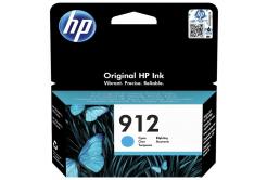HP 912 3YL77AE azúrová (cyan) originálna cartridge