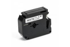 Kompatibilná páska s Brother MK-221, 9mm x 8m, čierna tlač / biely podklad