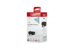 Canon PGI-9 MBK+PC+PM+R+G 1033B013 multipack originálna cartridge