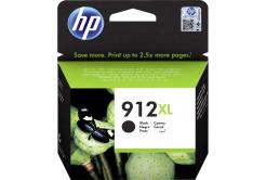 HP 912XL 3YL84AE čierna (black) originálna cartridge