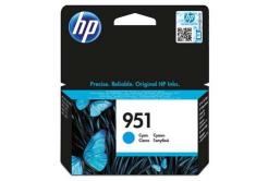 HP 951 CN050AE azúrová (cyan) originálna cartridge