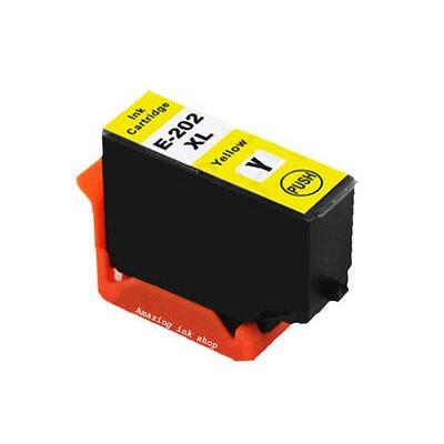 Epson 202XL T02H4 žltá (yellow) kompatibilna cartridge