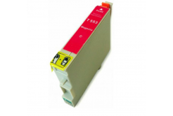 Epson T0553 purpurová (magenta) kompatibilna cartridge
