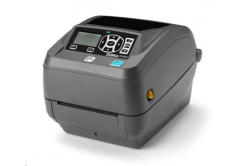 Zebra ZD500 ZD50042-T2EC00FZ tlačiareň etikiet, 8 dots/mm (203 dpi), řezačka, RTC, ZPLII, BT, Wi-Fi, multi-IF (Ethernet)