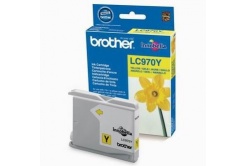 Brother LC-970Y žltý (yellow) originálna cartridge