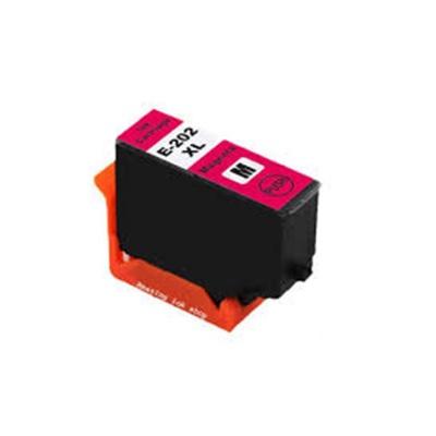 Epson 202XL T02H3 purpurová (magenta) kompatibilna cartridge