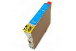 Epson T0552 azúrova (cyan) kompatibilna cartridge