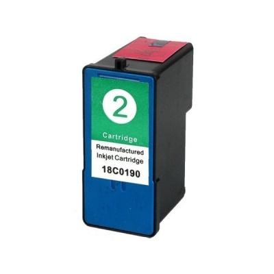 Lexmark 18CX190E 2 farebná (color) kompatibilná cartridge