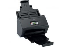 BROTHER skener ADS-3600W DUALSKEN (až 50 str/min, 600 x 600 dpi, DUALSKEN,LCD,512MB,USB3.0,NFC)W+E