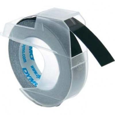 Dymo S0898130, 9mm x 3m, čierný podklad, originálna páska