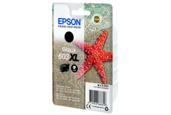Epson originálna cartridge C13T03A14010, 603XL, black, 8.9ml, Epson Expression Home XP-2100, 2105, 3100, 3105, WF2810