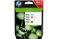 HP originálna cartridge multipack 3HZ51AE, HP 903XL, CMYK, 825 str., HP
