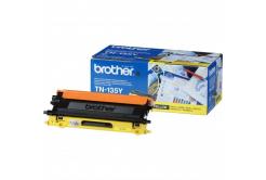 Brother TN-135Y žltý (yellow) originálny toner