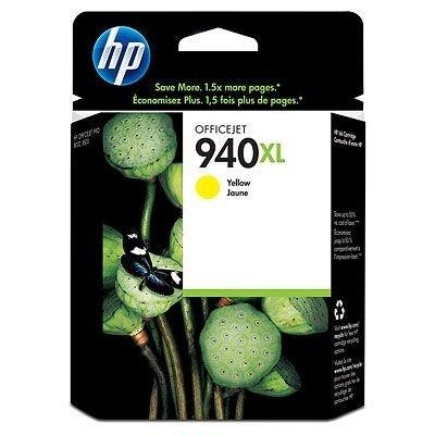 HP C4909AE 940XL žlutá (yellow) originální cartridge, prošlá expirace