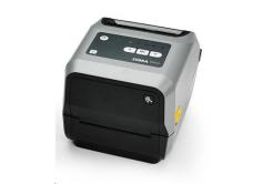 "Zebra ZD620 ZD62043-T2EF00EZ TT tlačiareň etikiet, 4"" 300 dpi, USB, USB Host, BTLE, Seriál, LAN, řezačka"