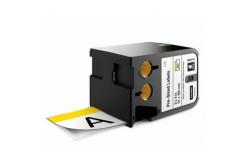 Dymo XTL 1868714, 51mm x 102mm, 70ks, čierna tlač/biely podklad, předem nařezané originální štítky