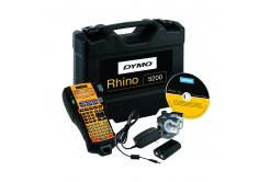 Dymo RHINO 5200 S0841430 štítkovač s kufrom