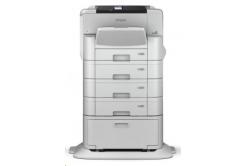 Epson tiskárna ink WorkForce Pro WF-C8190D3TWC, A3+, 35ppm, Ethernet, WiFi (Direct), Duplex, NFC, 3 roky OSS po reg.