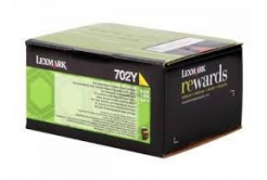 Lexmark 70C20Y0 žltý (yellow) originálny toner