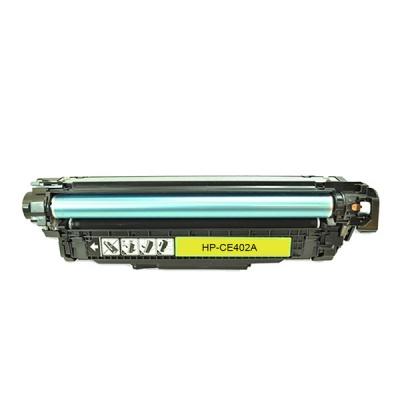 HP 507A CE402A žltý (yellow) kompatibilný toner