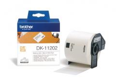 Brother DK-11202, 62mm x 100mm, originálna papierová role