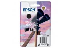 Epson 502 C13T02V14010 čierna (black) originálna cartridge