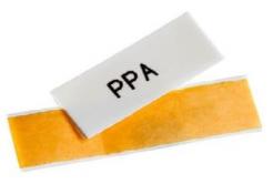 Partex PPA+09000SN9, bílá, 10m, samolepicí páska PPA+