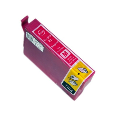 Epson T1813 XL purpurová (magenta) kompatibilná cartridge