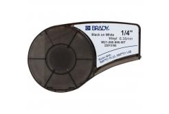 Brady M21-250-595-WT / 139744, vinyl páska, 6.35 mm x 6.40 m