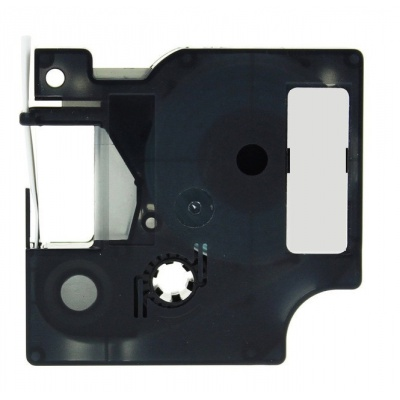 Kompatibilná páska s Dymo 1805440, Rhino, 6mm x 5,5m čierna tlač / priehľadný podklad, polyester