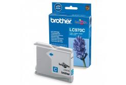 Brother LC-970C azúrová (cyan) originálna cartridge