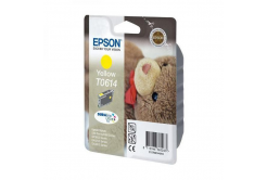 Epson T0614 žltý (yellow) originálna cartridge