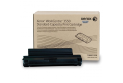 Xerox originálny toner 106R01529, black, 5000 str., Xerox WorkCentre 3550
