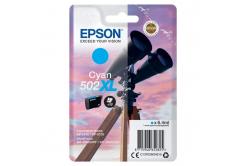 Epson 502XL T02W240 azúrová (cyan) originálna cartridge