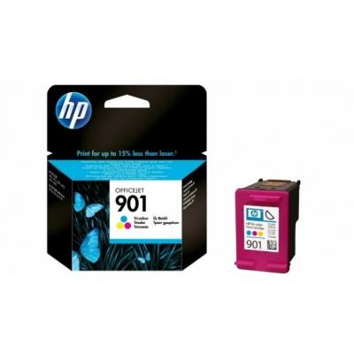HP 901 CC656AE farebná (color) originálna cartridge