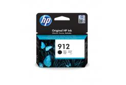 HP 912 3YL80AE čierna (black) originálna cartridge