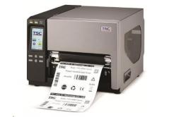TSC TTP-384MT 99-135A001-00LF tlačiareň štítkov, 12 dots/mm (300 dpi), RTC, display, TSPL-EZ, USB, RS232, LPT, Ethernet