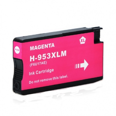 HP 953XL F6U17AE purpurová (magenta) kompatibilna cartridge