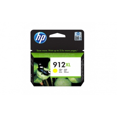 HP 912XL 3YL83AE žltá (yellow) originálna cartridge