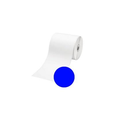 Brother RD-S01E2C, 102mm x 42,8m, kompatibilní role etiket modré