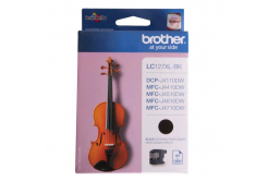 Brother LC-127XLBK čierna (black) originálna cartridge