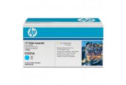 HP 646A CF031A azúrový (cyan) originálny toner
