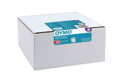 Dymo 11354, 2093095, 57mm x 32mm, originální papírové štítky, 12ks